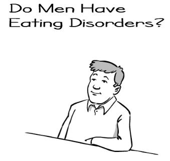 Men Eating Disorders
