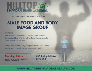All Male Eating Disorder Group