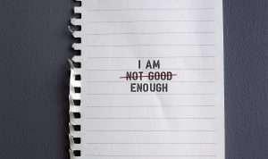 Body Image Struggles, I am good enough